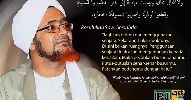 Rahasia Kitab Maulid Karya Al Habib Umar Bin Hafidz Duta Co