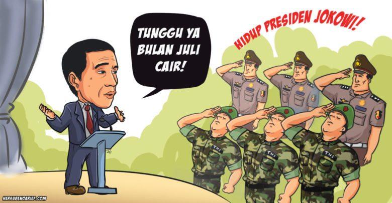 Apbn Defisit Dan Melesetnya Janji Manis Presiden Jokowi