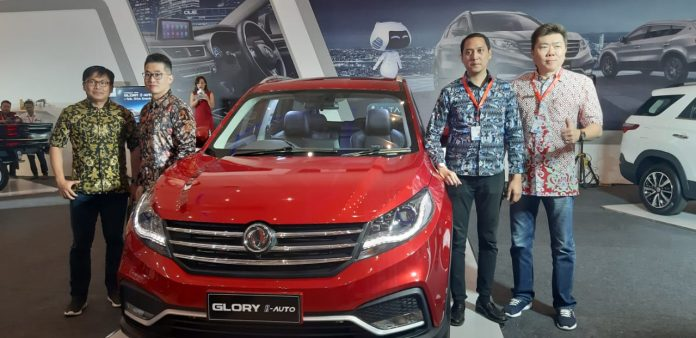 Glory Auto Sales >> Dfsk Glory I Auto Tinggal Bilang Mobil Langsung Bergerak